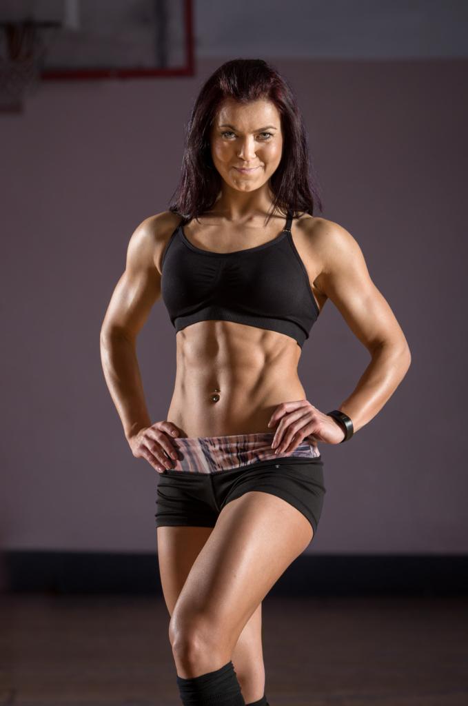 A portrait of Kristel Klein, Pure Elite Pro