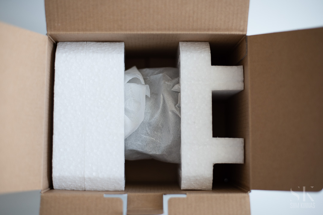 Tamron 35 mm f-14 unboxing