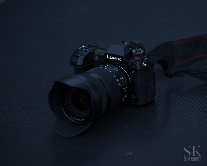 Portrait of a Panasonic Lumix S1