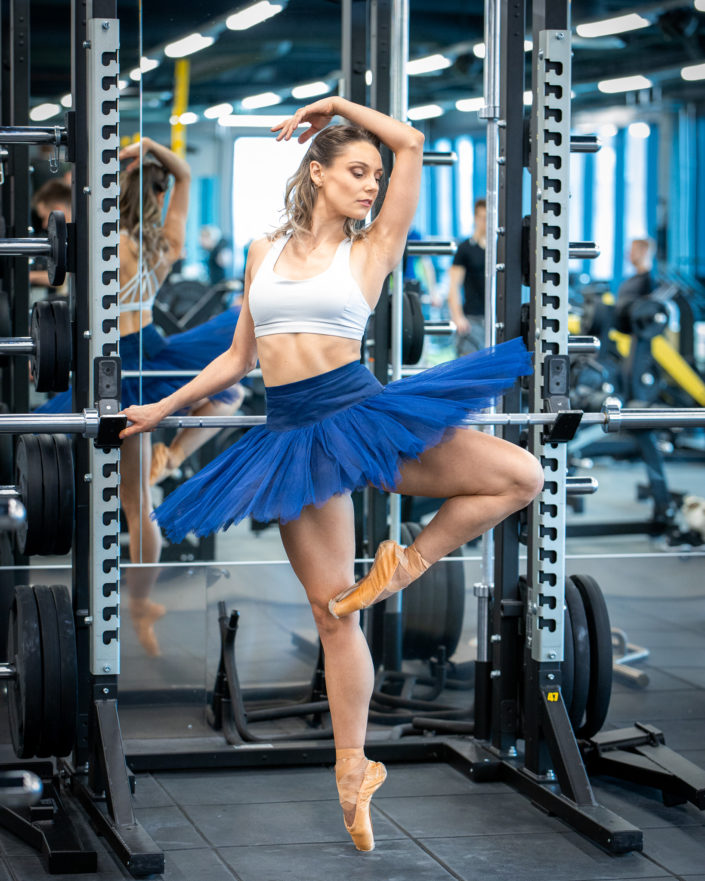 Mirell Sork, ballerina